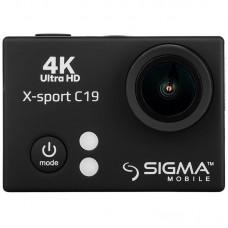 Sigma mobile X-sport C19 Black