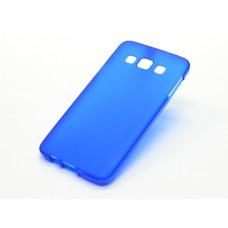 Силиконовый чехол на Samsung A3
