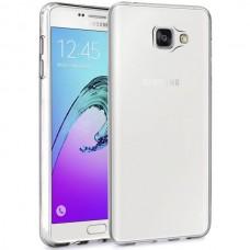 Силиконовый чехол на Samsung A7 2016