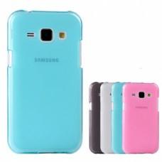 Силиконовый чехол на Samsung J1