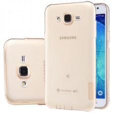 Силиконовый чехол на Samsung J7