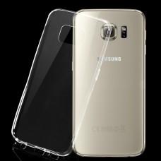 Силиконовый чехол на Samsung S7 edge