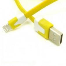 USB Flat iPhone 5/6/7 color