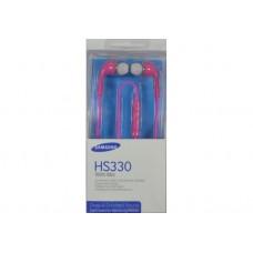 Гарнитура Samsung HS-330 Pink
