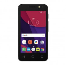 Телефон Alcatel Pixi 4 (4) 4034D Black