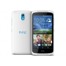 Телефон HTC Desire 526 Terra white-glasser blue