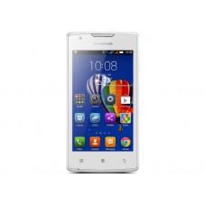 Телефон Lenovo A1000 White