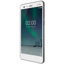 Nokia 2 Dual Sim Silver White