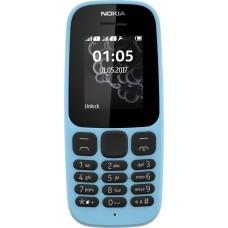 Телефон Nokia 105 New Blue