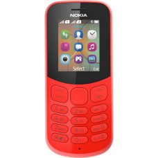 Телефон Nokia 130 Dual Sim New Red