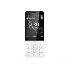 Телефон Nokia 230 Dual Silver