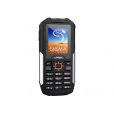Телефон Sigma mobile X-treme IT68 Black
