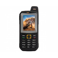 Телефон Sigma mobile X-treme 3GSM Black-Orange