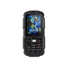 Телефон Sigma mobile X-treme DZ67 Travel Black-Black