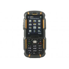Телефон Sigma mobile X-treme DZ67 Travel Yellow-Black