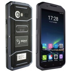 Телефон Sigma mobile X-treme PQ31 Black-Grey