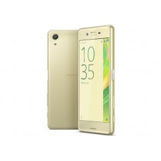 Телефон Sony Xperia X Performance Dual Lime Gold
