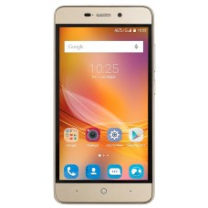 Телефон ZTE Blade X3 Gold